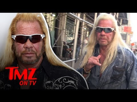 Dog the Bounty Hunter Quits White Foods After Health Scare | TMZ TV thumbnail