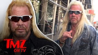 Dog the Bounty Hunter Quits White Foods After Health Scare | TMZ TV