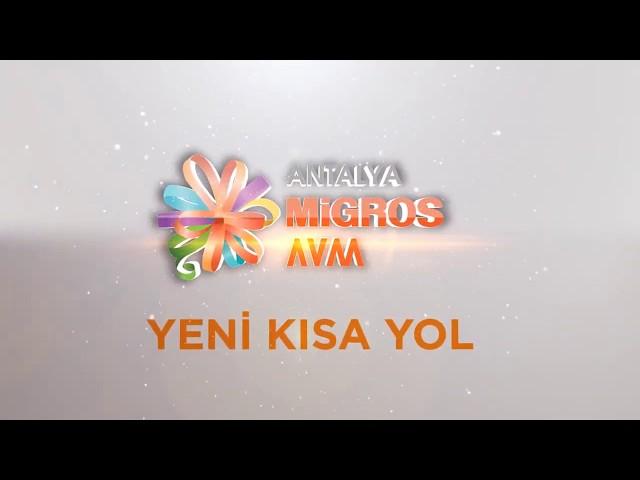 Markam Reklam - Antalya Migros AVM Yol Videosu