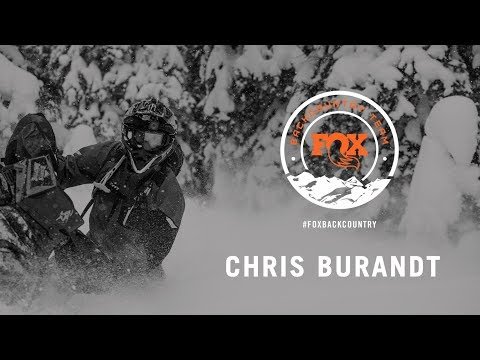 FOX Backcountry Team - Chris Burandt