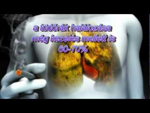 a dohányzás káros hatásai az emberi szervezetre