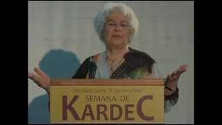 Prece da Médium Isabel Salomão de Campos 14 Abril - Semana de Kardec 2013