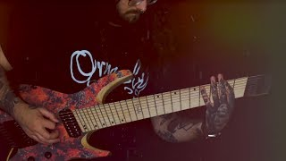 VULVODYNIA - ECHOES OF THE MOTHERLAND [OFFICIAL GUITAR PLAYTHROUGH] (2019) SW EXCLUSIVE