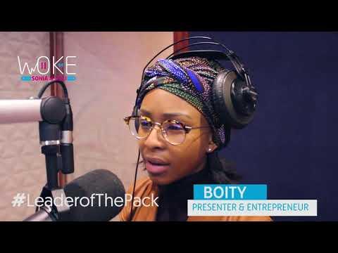 Boity Thulo Shares On Spiritual Wellness & Lauching her  BoityToningSupport Brand