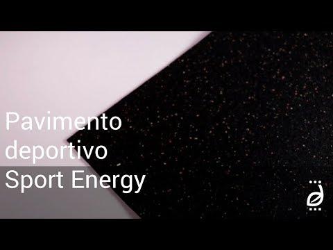 Suelo de gimnasio. Pavimento deportivo | Sport Energy