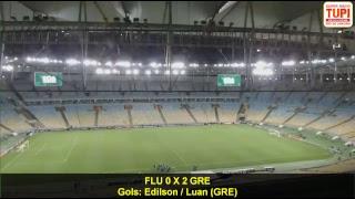 Video Gol Pertandingan Fluminense FC RJ vs Grêmio