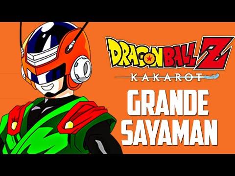 Dragon Ball Z Kakarot #14 - O grande SAYAMAN