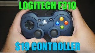 best 20 controller? - Logitech F310 User Review