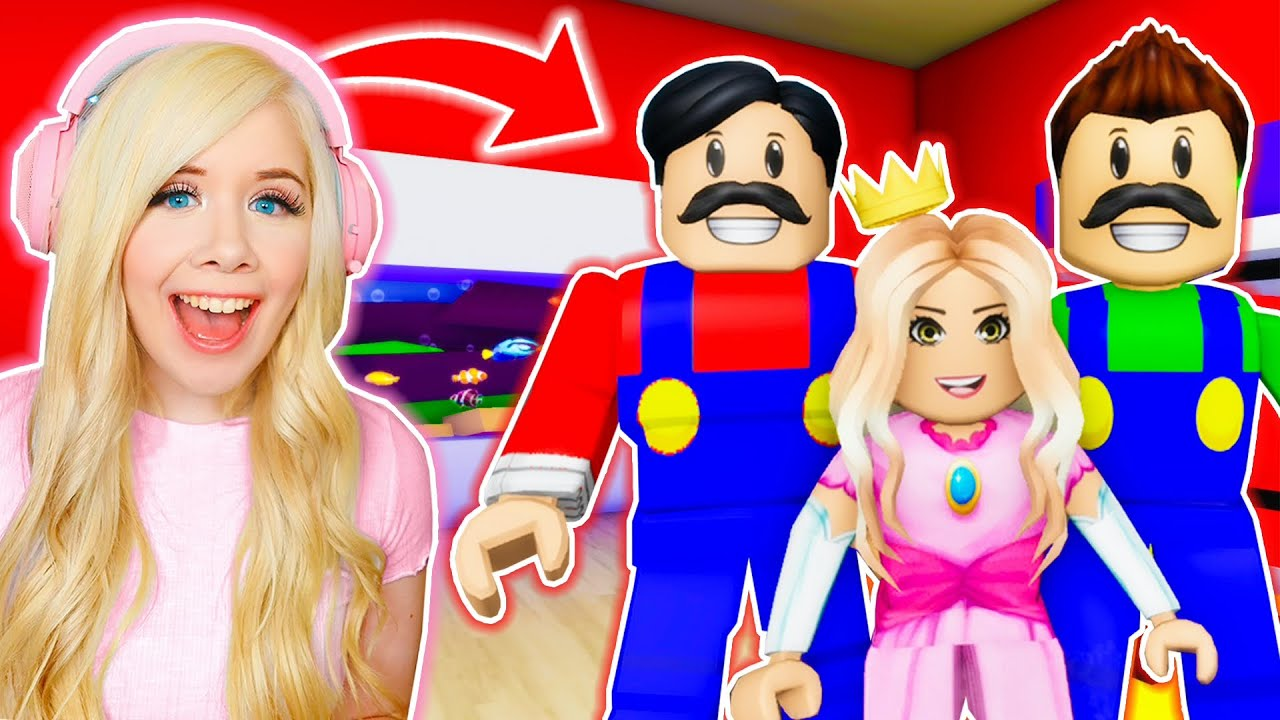 Download I GOT ADOPTED BY MARIO AND LUIGI IN BROOKHAVEN! (ROBLOX BROOKHAVEN RP)