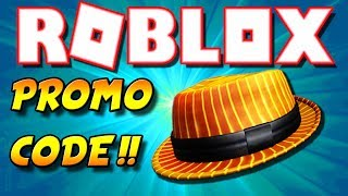 New PROMO Code ROBLOX 2019🌟 FREE THIS HAT!! ( already expired )