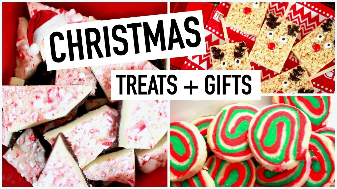 DIY Christmas Treats + Gifts 2016! - YouTube