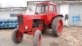 Трактори історія люди машини №6 трактор МТЗ-80