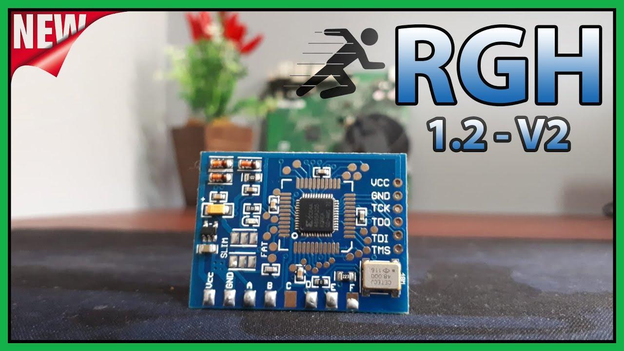 Testamos o RGH 1.2 - v2 - Veja o Resultado