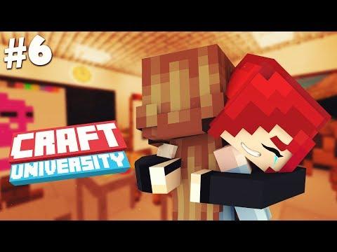 ABBRACCIARSI DOPO ANNI w/Kendal - CraftUniversity #6 (Minecraft Roleplay)