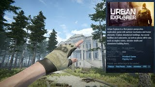 + Urban Explorer + PREVIEW / Trailer + First Person Parkour like Dying Light? +