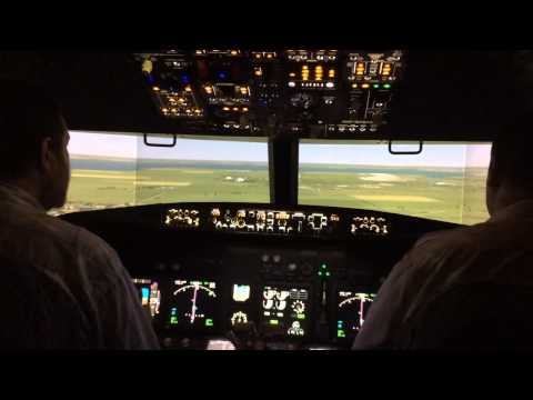 Jet Flight Simulator Melbourne - Boeing 737-800NG Sim Flight