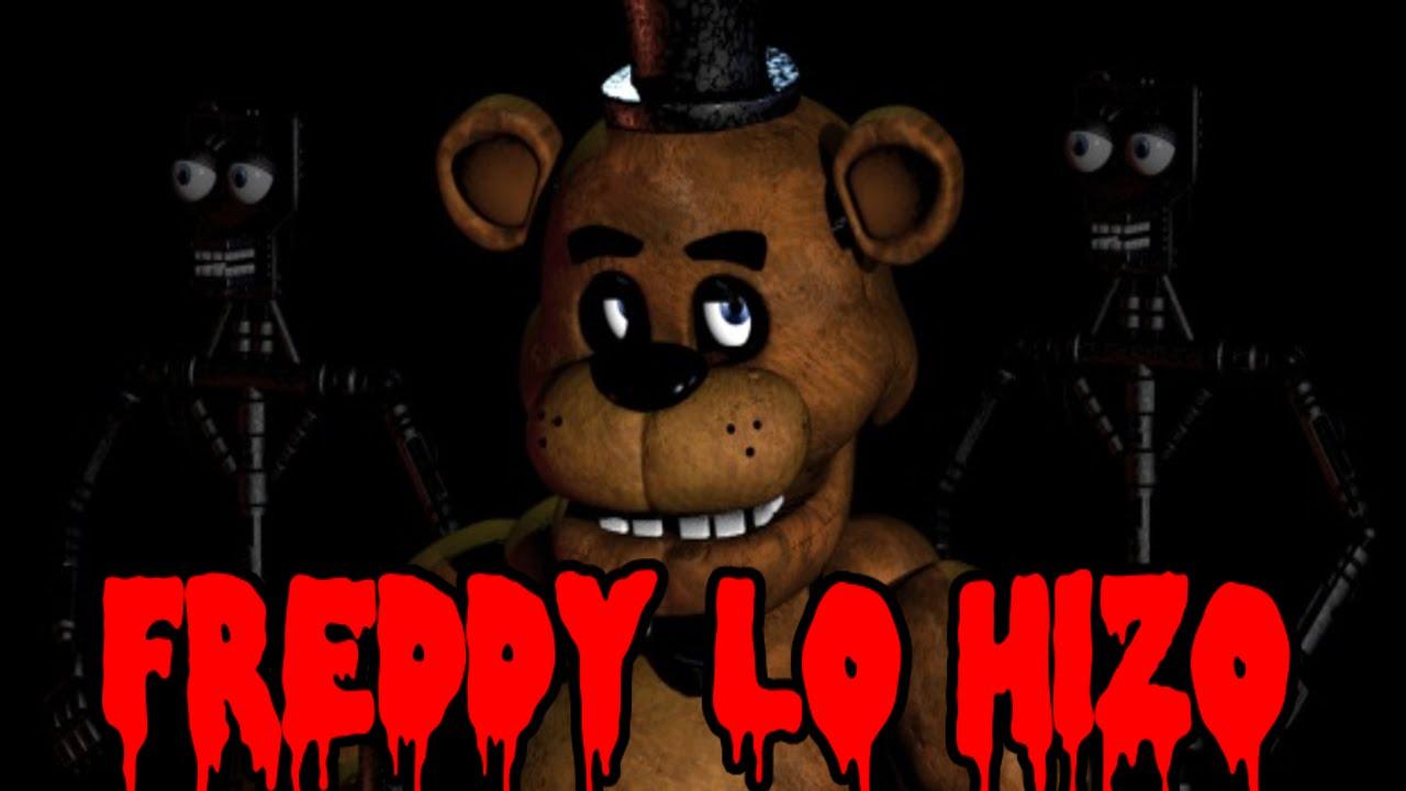 Freddy hizo la mordida five nights at freddy s fnaf youtube