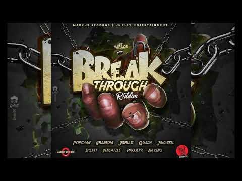 Break Through Riddim Mix(Raw) -Markus Records-