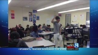 9 students suspended f๐r 'Harlem Shake'