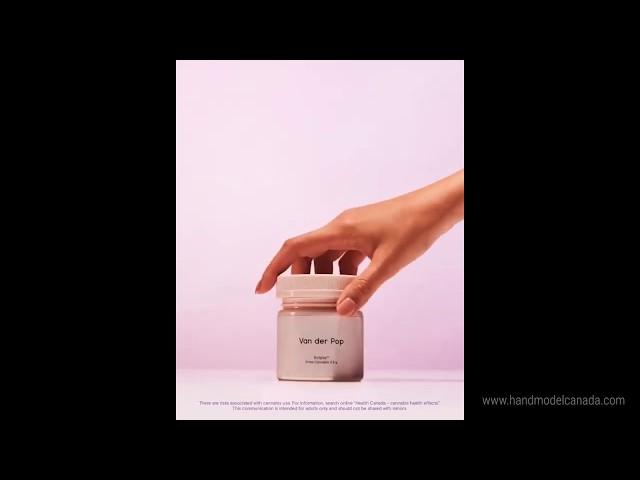 Van Der Pop Eclipse - Elizabeth Ai-Quyen | Hand Model Toronto Canada