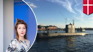 UC3 Nautilus  Peter Madsen, owner of submarine arrested over missing Swedish journalist   TomoNews