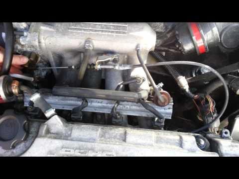 Engine rattle mid revs