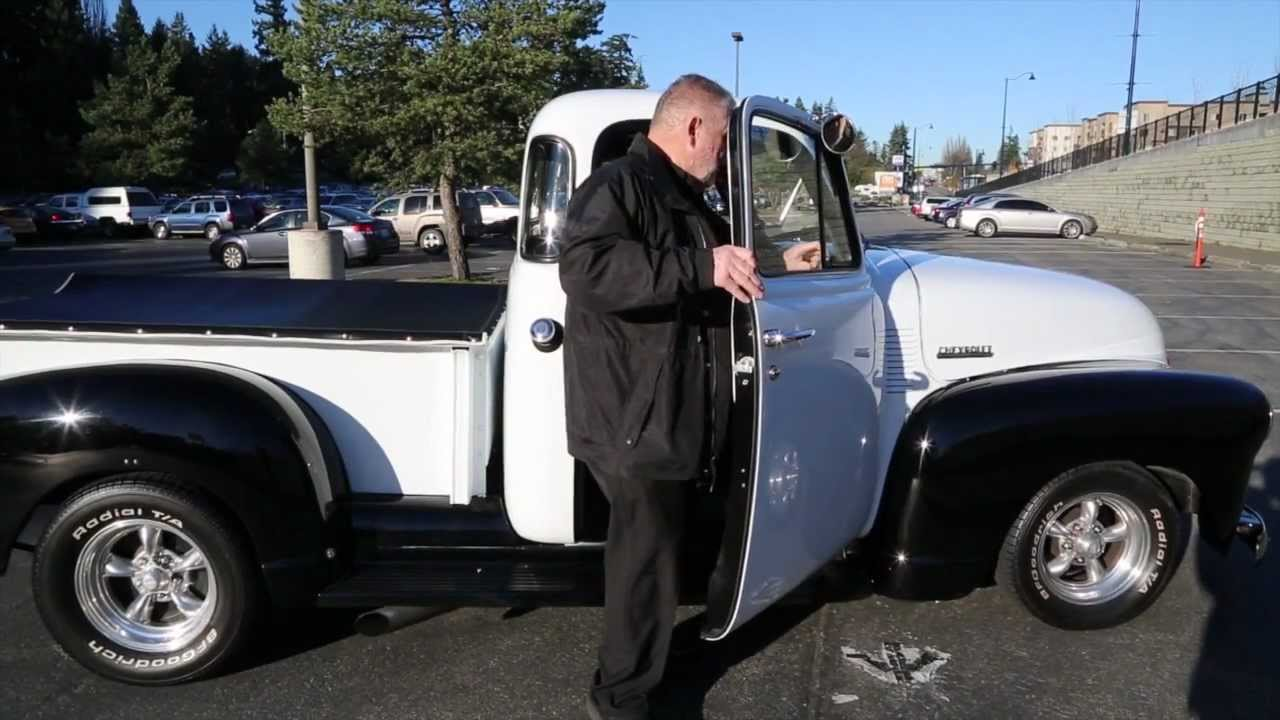 1950 Chevy S10 Frame Swap 1949 Truck On