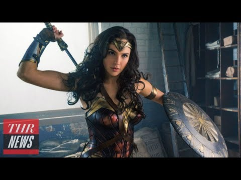 'Wonder Woman' Surpasses $400M at Domestic Box Office | THR News