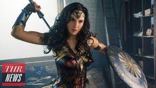 'Wonder Woman' Surpasses $400M at Domestic Box Office   THR News
