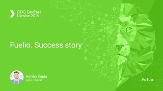 Fuelio  Success story - Adrian Kajda