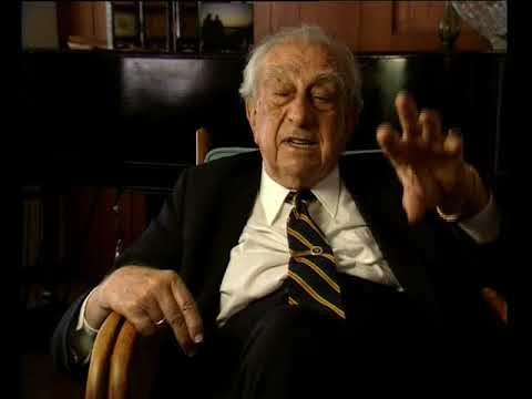 Edward Teller - Why I didn't become an experimental physicist (4/147)