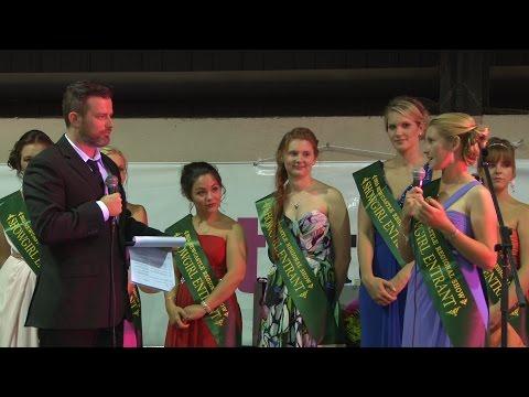 Showgirl 2015 Announcement - Newcastle Show - Newcastle NSW Australia