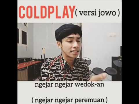 Lagu Coldplay versi Jawa