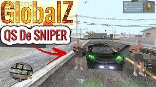 MTA DayZ - GlobalZ  Como dar QS De Sniper NO PVP