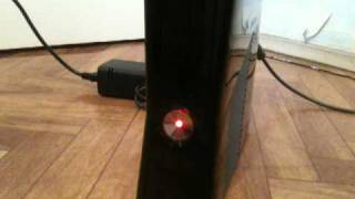 Xbox 360 S red ring of death error code 0110