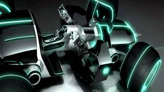 "Tron : Legacy ""Derezzed"" (long Edit) HD"