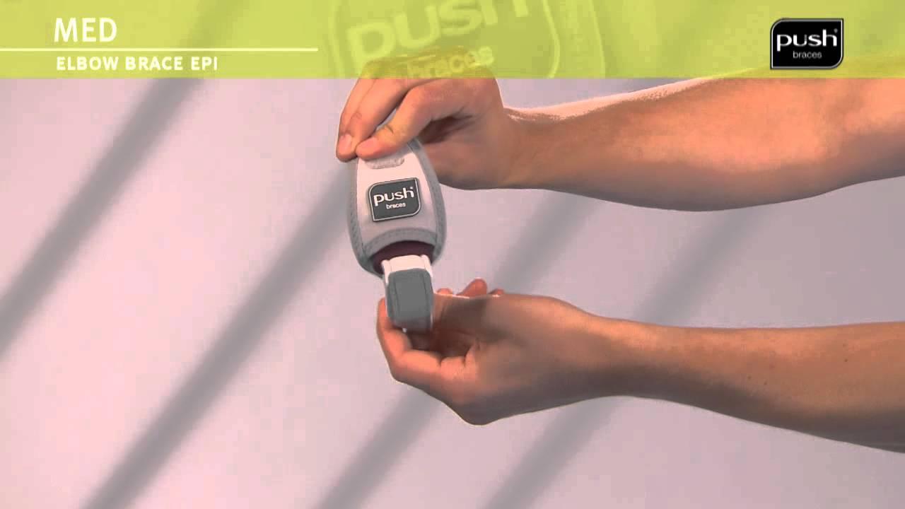 Push Braces | med Elbow Brace Epi