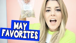MAY FAVORITES // Grace Helbig