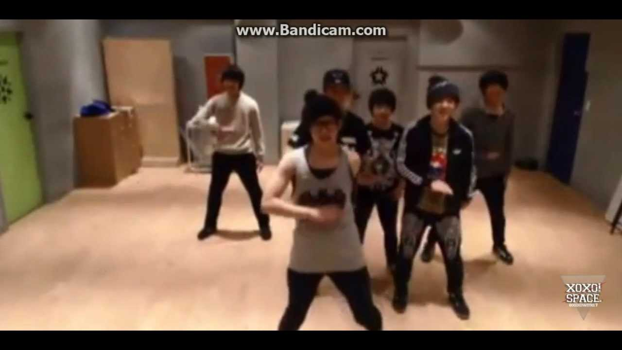 Download 130126 SEVENTEEN dancing History by EXO (HQ Song Ver.)