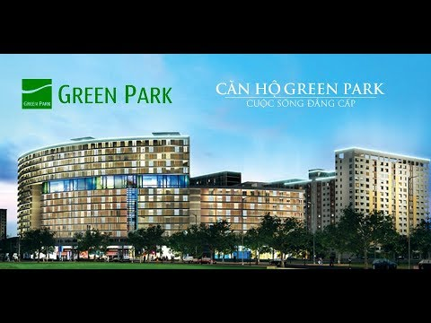 Penthouse Green Park Bình Tân