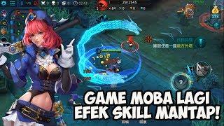 Game MOBA Efek Skill Mantap Desain Cakep! Glory of Immortals (Android/iOS)