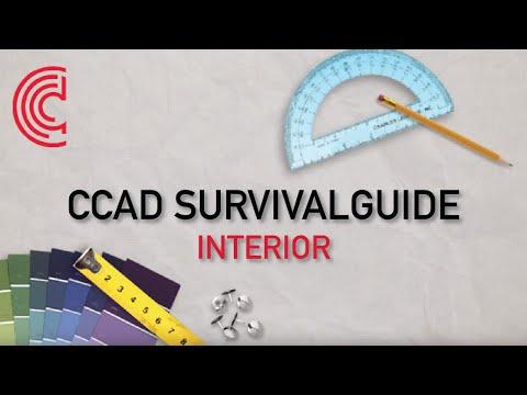 CCAD Survival Guide: Interior Design