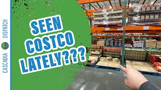 The State of Costco in Oregon After COVID-19 / Coronavirus Outbreak - Prepping for Non-Preppers