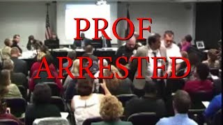 St Louis Community College Prof Arrested At Board Meeting