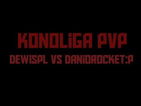 KonoLiga PVP - DewisPL Vs Daniorocket:P - Nostale PL S1-Feniks
