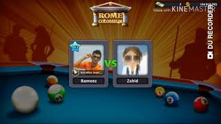 Rameez khan // Rome Colosseum // simple game Win// pool by miniclip