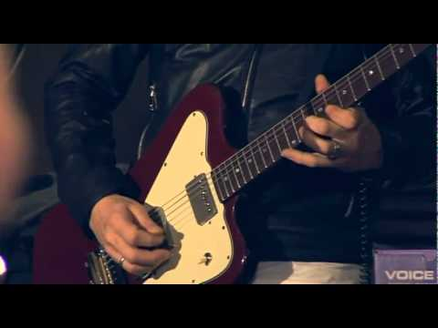 Beady Eye - Four Letter Word - Live in Studio - HD