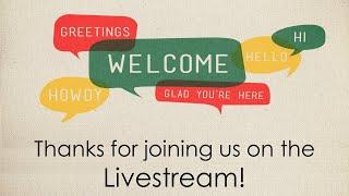 September 26th Live Stream from Spokane Baptist Church