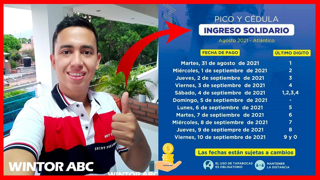 Download Me confirman cronograma de Pagos #17 Ingreso Solidario   Devolución IVA   Colombia Mayor