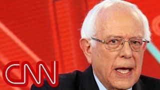 Bernie Sanders praises Trump's meetings with Kim Jong Un